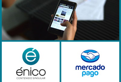 Beneficio exclusivo de Mercado Pago para medios usuarios de Énico